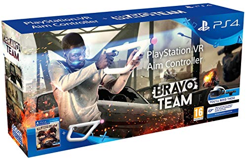 Bravo Team VR Aim Controller Bundle (PS4)