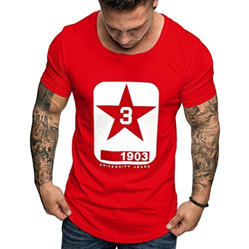 UFACE Herren Shirt Slim Fit Herren Shirt Slim Fit Herren t-Shirts v Ausschnitt Herren Shirt Weiss Gold Herren Poloshirts Kurzarm Tommy Hilfiger