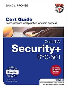 CompTIA Security+ SY0-501 Cert Guide (Certification Guide) Descargar Gratis De Teléfono Celular