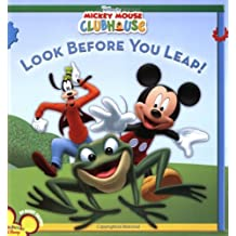 Look Before You Leap! (Disney's Mickey Mouse Clubhouse (8x8))