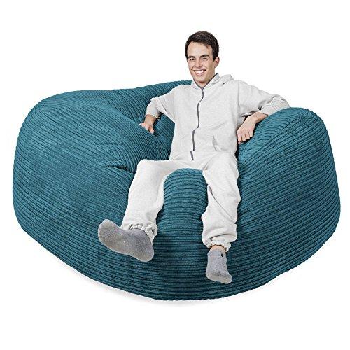 Mega-Mammoth Sitzsack aus Cord