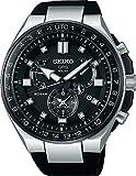 Seiko Astron GPS Solar Dual Time SSE169J1 Reloj de Pulsera para hombres Recepción de GPS para hora & huso horario
