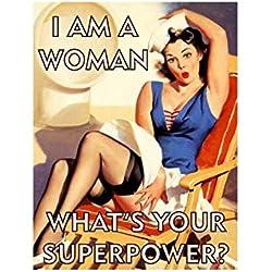Girl soy una mujer