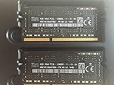 HYNIX 1x 4 GB 204 pin DDR3L-1600 SO-DIMM (1600Mhz, PC3L-12800S, CL11) - PART HMT351S6CFR8A-PB