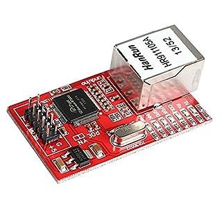 Laqiya Mini W5100 LAN Ethernet Shield Network Module board for Arduino 3.3v SPI Support TCP/IP
