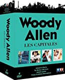 Coffret woody allen, les capitales : minuit à paris ; to rome with love ; match point ; vicky cristina barcelona [FR Import]