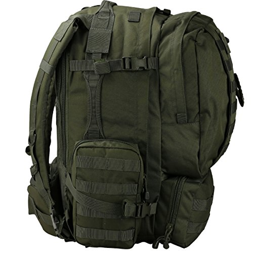 Kombat UK Viking Patrol Pack, Unisex, Viking, olivgrün