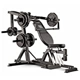 Marcy Pro PM4400 Leverage Home Gym - Olympic Plate Loaded | 226kg /