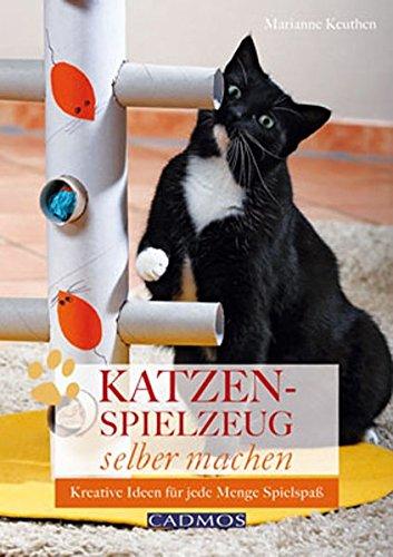 *Katzenspielzeug selbst machen: Kreative Ideen für jede Menge Spielspaß*