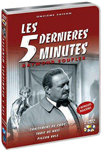 Preisvergleich Produktbild Les 5 dernières minutes, r. souplex, saison 11 : traitement de choc ; tarif de nuit ; pigeon vole [FR Import]