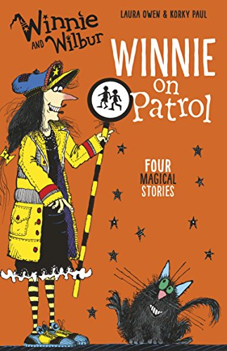 Winnie and Wilbur: Winnie on Patrol (English Edition) Patrol Oxford