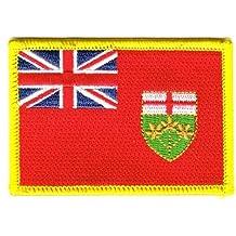 U24 Aufn/äher Nordamerikanische Indianer Fahne Flagge Aufb/ügler Patch 9 x 6 cm