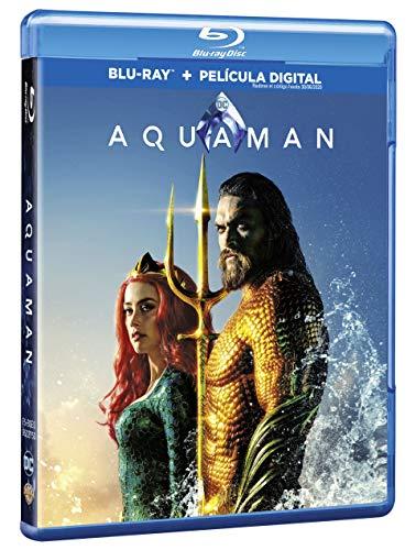 Aquaman Blu-Ray [Blu-ray]