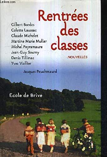 Rentrées des classes