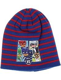 STAMION Ensemble bonnet, écharpe et gants - Garçon Bleu bleu Taille Unique 52e7d5e8c4f