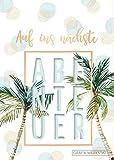 GRAFIK WERKSTATT Das Original Glückwunschkarte Abenteuer, Musikkarte mit Sound, Song'Fluch der Karibik'