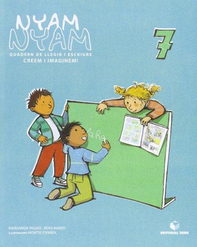 Nyam-Nyam. Quadern de llegir i escriure 07 - 9788430700455