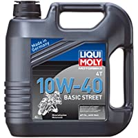 Liqui Moly 3046 Motorbike Öl 4T 10W-40 Basic Street