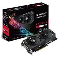 Asus Radeon RX 470 ROG Strix Gaming OC 4GB GDDR5 Graphics Card
