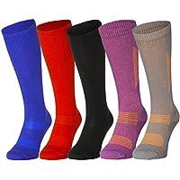 3 ou 1 paires de Chaussettes de Compression Biologique de DANISH ENDURANCE. Augmentation de la performance, récupération rapide, meilleure circulation sanguine. Tous les sports, vol, les infirmières