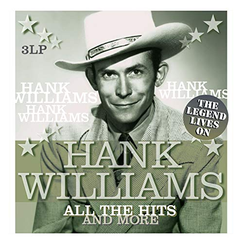 All the Hits and More-.. [Vinyl LP] (Hank Williams-boxset)