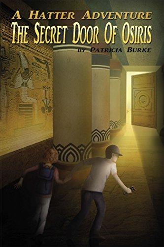 A Hatter Adventure: The Secret Door of Osiris (English Edition)