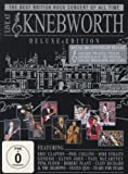 Various Artists - Live at Knebworth: Deluxe Edition (+ 2 Audio-CDs) [Deluxe Edition] [2 DVDs]