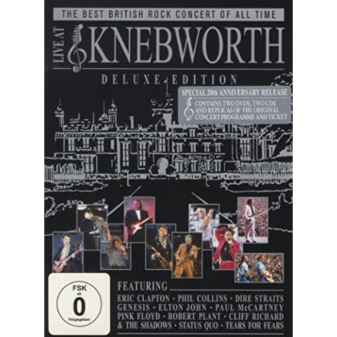 Various Artists - Live at Knebworth: Deluxe Edition