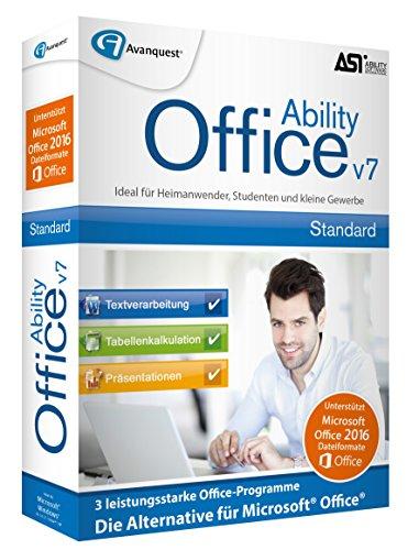 Preisvergleich Produktbild Ability Office 7