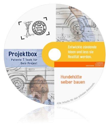 Hundehütte selber bauen: Deine Projektbox inkl. 27 Original-Patenten bringt Dich mit Spaß ans Ziel! - 5