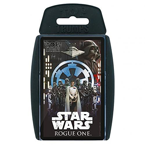 Official Licensed Star Wars Rogue One - Top Trumps