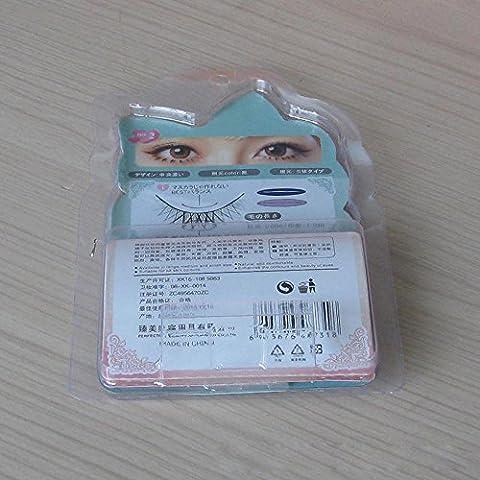Nastro invisibile doppia palpebra occhio bellezza nastro adesivo nastri adesivi 10pz