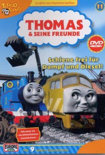11 - Schiene frei für Dampf und Diesel!