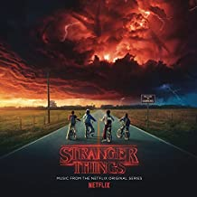 Stranger Things: Music from the Netflix Original S [Vinyl LP]