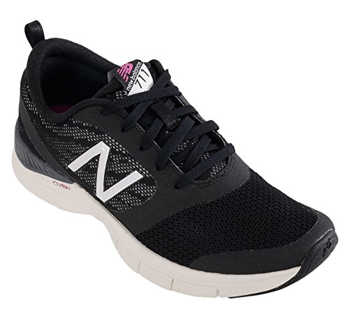 New Balance Wx711 B, Chaussures de Fitness Femme, Noir
