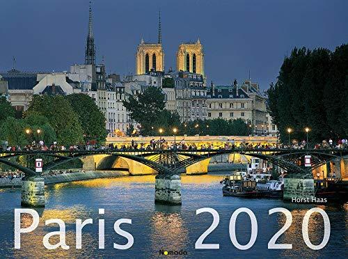Paris 2020 - Frankreich - France - Bildkalender quer (56 x 42) - Reisekalender - Wandkalender: by Horst Haas