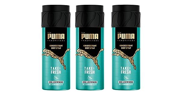 Puma Deodorant Body Spray 48h : Amazon.de: Beauty
