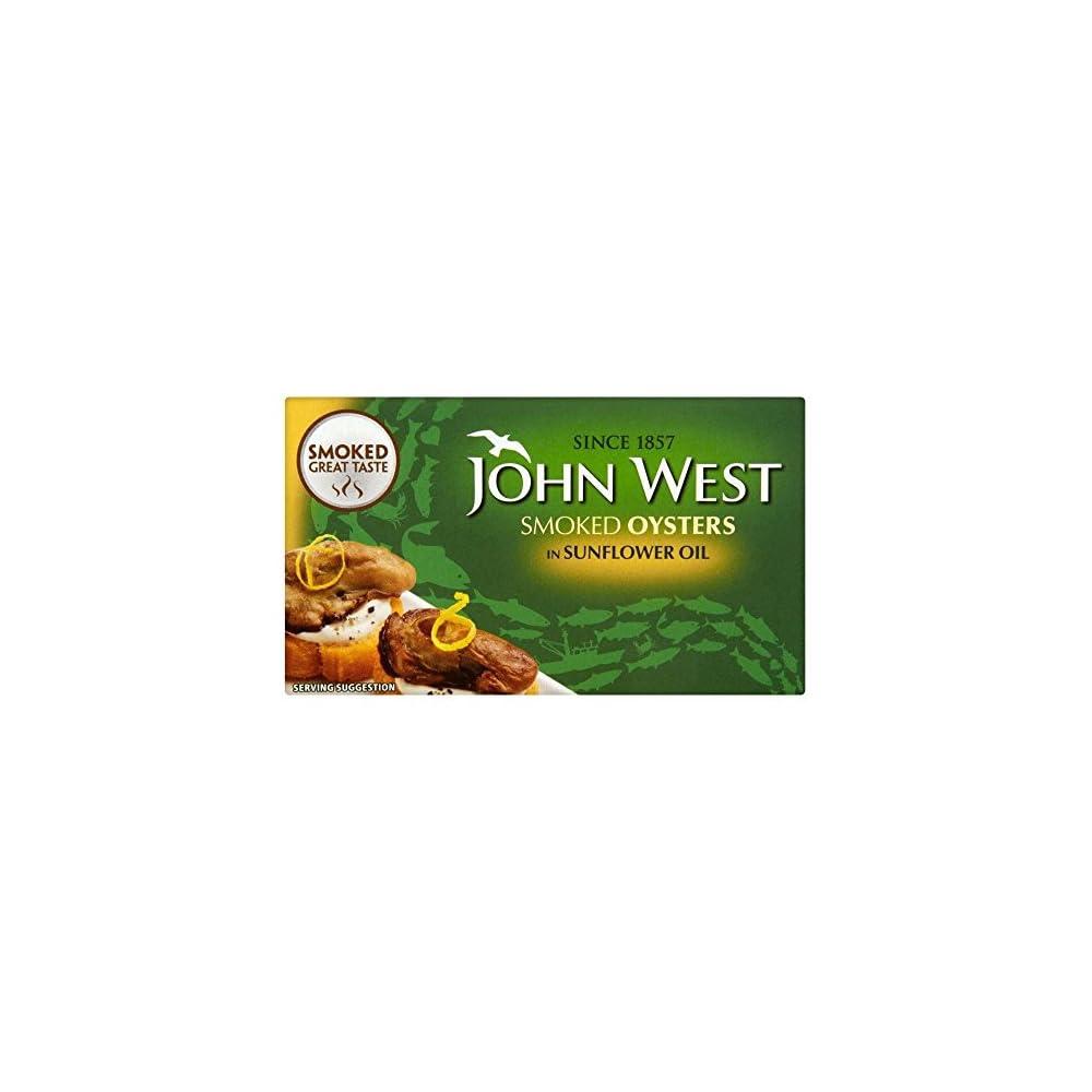 John West Gerucherte Austern In Sonnenblumenl 85 G