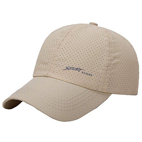 0a9090cc9c3 PRINCER Baseball Cap Fashion Hats for Men Casquette for Choice Utdoor Golf  Sun Hat Soft Hats