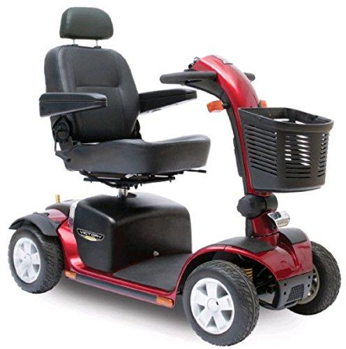 """Alpenmobil """"Victory XL 130"""" elektrisches altersgerechtes Invalidenfahrzeug / Behindertenfahrzeug für Senioren oder Personen mit einer Gehbehinderung"""