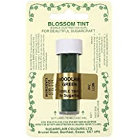 Sugarflair Woodland Green Edible Blossom Tints Food Colouring Dust