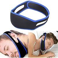Stop Snoring Snore Belt Sleep Apnea Chin Support Straps for Woman Man Night Sleeping Aid Tools preisvergleich bei billige-tabletten.eu