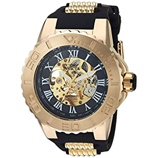 Invicta Analogue Black Dial Men's Watch -24742