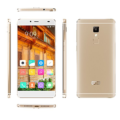 [Elephone Official Store] ELE Elephone S3 Lite 4G Senza Cornice Smartphone Android 5.1(pollice 5.2