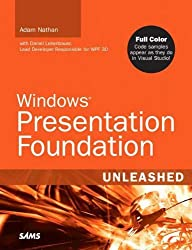 Windows Presentation Foundation Unleashed (WPF) by Adam Nathan (2006-12-31)