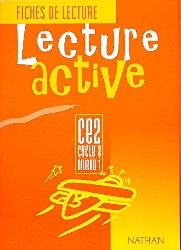 Lecture active, CE2, fichier de l'élève
