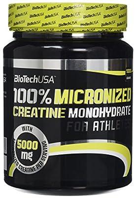 Biotech 11 g 1000G Eu Creatine Monohydrate by Biotech