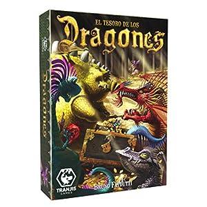 Tranjis Games - El tesoro de los Dragones - Juego de mesa (TRG-015dra)