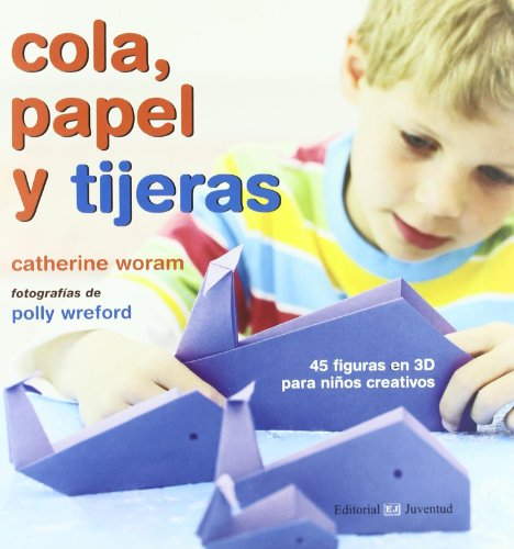 Cola, papel y tijeras por Catherine Woran