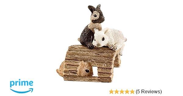 Schleich Rabbit Bunny Wild Life Figure Toy Figure 13827